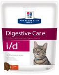 Сухой корм для кошек Hills Prescription Diet i/d при расстройствах пищеварения с курицей 400г