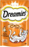 Лакомство для кошек Dreamies с курицей 60г