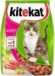 Сухой корм для кошек Kitekat Телятинка Аппетитная 350г