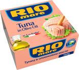 Тунец Rio mare в оливковом масле 160г