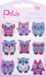 Наклейки Yiwu onccc Patula Stickers Блестящие животные в ассортименте