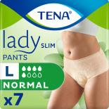 Впитывающие трусы Tena Lady Slim Pants Normal для женщин размер L 7шт
