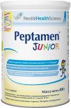 Смесь Peptamen Junior для диетического лечебного питания детей со вкусом ванили 400г