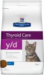 Сухой корм для кошек Hills Prescription Diet y/d при заболеваниях щитовидной железы 1.5кг