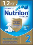 Смесь Nutrilon 2 Premium молочная С 6 месяцев 1.2кг