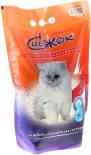 Наполнитель для кошачьего туалета Снежок силикагелевый 4л