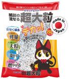 Наполнитель для кошачьего туалета Catseido бумажный 8л