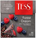 Чай черный Tess Forest Dream 20 пак