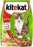 Сухой корм для кошек Kitekat Мясной Пир 800г