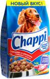 Сухой корм для собак Chappi Сытный мясной обед с говядиной по-домашнему 2.5кг