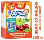 Сок Агуша Яблоко-вишня 200мл
