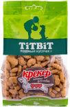 Лакомство для собак TiTBiT Крекреры с мясом утки 250г
