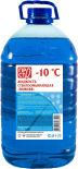 Стеклоомывающая жидкость ПРОСТО Зимняя -10С 3л