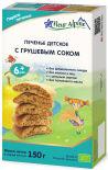 Печенье Fleur Alpine Organic Детское Первое с грушевым соком с 6 месяцев 150г