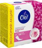 Прокладки Ola! Daily Deo Бархатная роза ежедневные 60шт