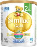 Смесь Similac Gold 2 молочная с 6 месяцев 400г