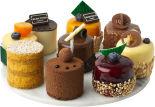 Набор пирожных Cream Royal Ассорти 9шт 1.06кг