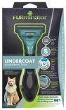 Фурминатор FURminator S для маленьких кошек c длинной шерстью