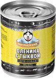 Корм для собак Погрызухин Оленина с тыквой 338г