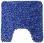 Коврик для туалета Swensa Presto синий 45*45см