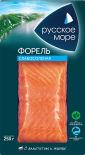 Форель Русское море слабосоленая филе-кусок 250г