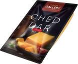 Сыр Cheese Gallery Чеддер красный 50% 150г