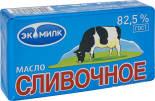 Масло сладко-сливочное Экомилк  82.5% 380г
