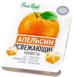 Конфеты Bon Pastil Fresh Апельсин 8шт