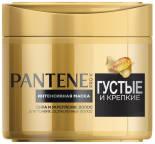 Маска для волос Pantene Густые и крепкие 300мл