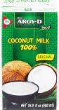 Напиток Aroy-D из кокосовой мяготи 60% 500мл