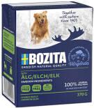 Корм для собак Bozita Elk кусочки в желе с лосем 370г