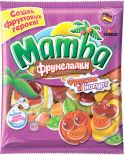 Мармелад Mamba жевательный Фрукты и йогурт фрумеладки 72г