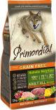 Сухой корм для собак Primordial Оленина и Индейка 12кг