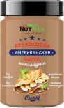 Паста арахисово-шоколадная Nutvill Американская без сахара 180г