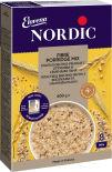 Хлопья Nordic Овсяно-ржаные с отрубями и семенами льна 600г