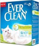 Наполнитель для кошачьего туалета Ever Clean Spring Garden c нежным ароматом весеннего сада 6л