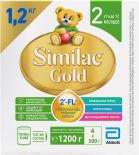 Смесь Similac Gold 2 Молочная с 6 месяцев 1.2кг