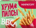 Хрумпилсы Мираторг Барбекю куриные 250г
