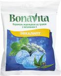 Биологически активная добавка к пище Bona Vita Карамель леденцовая Эвкалипт 60г