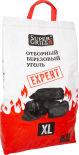 Уголь березовый SuperGrill отборный 3кг