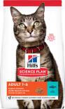 Сухой корм для кошек Hills Science Plan Adult с тунцом 1.5кг