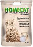 Наполнитель для кошачьего туалета Homecat Без запаха 12.5л