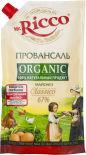Майонез Mr. Ricco Провансаль Organic 67% 400мл