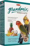 Корм для птиц Padovan Grandmix Parrocchetti для средних попугаев 400г