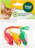 TRIOL Наб.игр.д/кошек XW7011