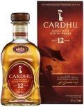 Виски Cardhu 12 y.o. 40% 0.7л п/у
