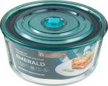 Контейнер Atmosphere Emerald жаропрочный 1.55л