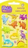 Наклейки Yiwu onccc Patula Stickers Животные мягкие в ассортименте