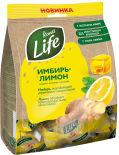Конфеты Konti Life Имбирь-лемон 220г