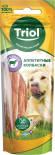 Лакомство для собак Triol Аппетитные колбаски из Ягненка 40г